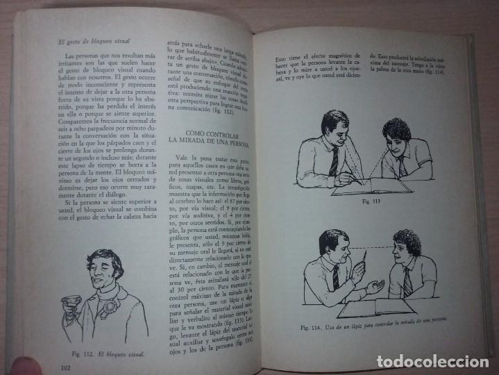 Libros de segunda mano: EL LENGUAJE DEL CUERPO - ALLAN PEASE (EDITORIAL CÍRCULO DE LECTORES) - Foto 13 - 197473582