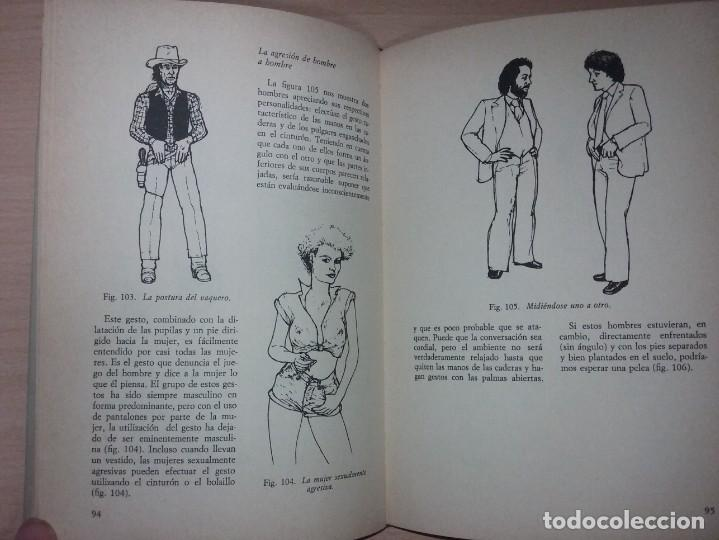Libros de segunda mano: EL LENGUAJE DEL CUERPO - ALLAN PEASE (EDITORIAL CÍRCULO DE LECTORES) - Foto 14 - 197473582