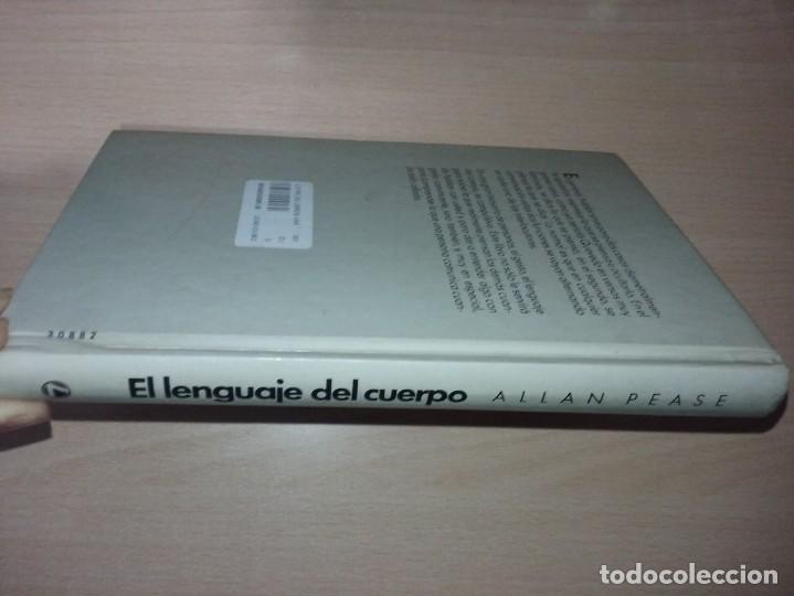 Libros de segunda mano: EL LENGUAJE DEL CUERPO - ALLAN PEASE (EDITORIAL CÍRCULO DE LECTORES) - Foto 18 - 197473582