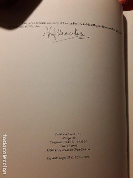 Libros de segunda mano: Balos: el misterio desvelado de la Atlántida y de la escritura aborigen canaria. Unico en tc. Vito M - Foto 2 - 197576260