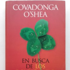Libros de segunda mano: EN BUSCA DE LOS VALORES - COVADONGA O'SHEA - UNA APUESTA PARA UNA VIDA CON SENTIDO. Lote 197647916