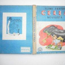 Libros de segunda mano: ELENA FORTUN CELIA NOVELISTA Y99454W. Lote 197653122