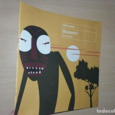 Libros de segunda mano: OLUROMBI - CONTE IORUBA. Lote 197665142