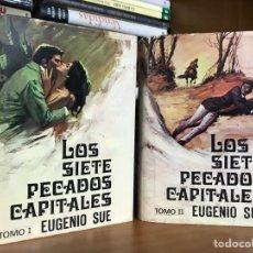 Libros de segunda mano: LOS SIETE PECADOS CAPITALES. Lote 197758451