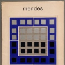 Libros de segunda mano: MENDES SOTO (MURILO MENDES/ JESÚS RAFAEL SOTO). 1975. Lote 197723075
