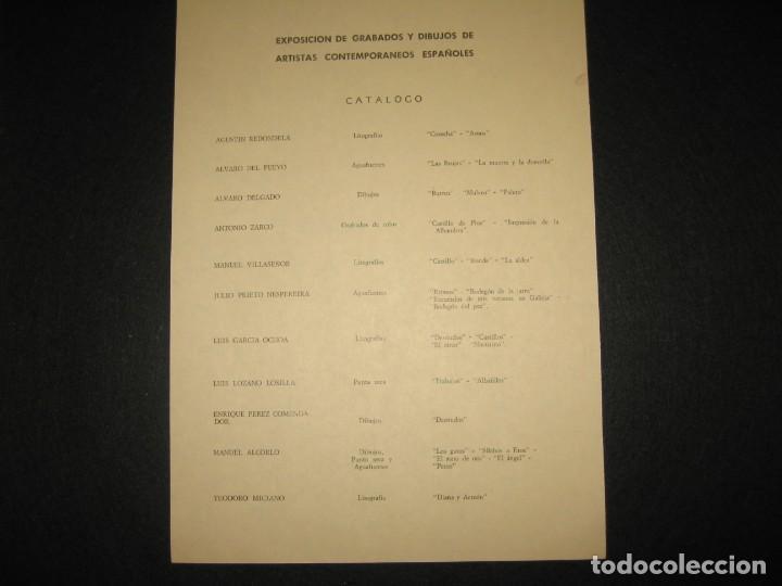 Libros de segunda mano: CATALOGO DE LAS EXPOSICIONES ESPAÑOLAS 1968 - Foto 4 - 197801825