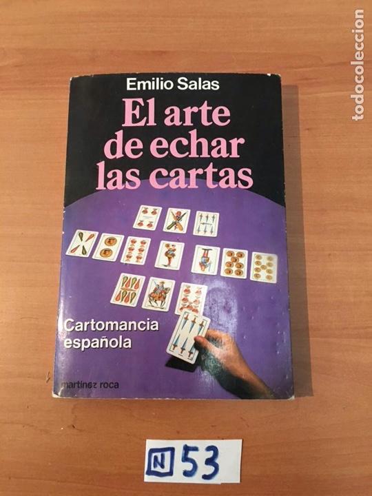 EL ARTE DE ECHAR LAS CARTAS (Libros de Segunda Mano - Pensamiento - Otros)
