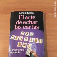 Libros de segunda mano: EL ARTE DE ECHAR LAS CARTAS. Lote 198072823