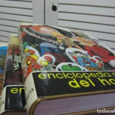 Libros de segunda mano: ENCICLOPEDIA CUMPRE DEL HOGAR TOMOS 1-2-4. Lote 198150377
