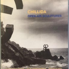 Libros de segunda mano: CHILLIDA. OPEN AIR SCULTURES. Lote 198184260