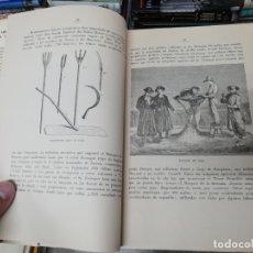 Libros de segunda mano: MALLORCA AGRÍCOLA ( SEGUNDA MITAD ). LAS BALERES DESCRITAS POR LA PALABRA Y EL GRABADO. 1960. Lote 198256446