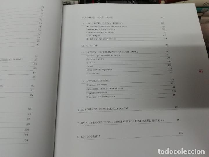 Libros de segunda mano: LES FESTES DE SANT DOMINGO.PERMANÈNCIA,TRANSFORMACIÓ I CANVI . LLORET ( MALLORCA ) SEGLES XVII-XX - Foto 6 - 198305791