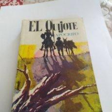 Libros de segunda mano: EL QUIJOTE APÓCRIFO POR A.FERNANDEZ DE AVELLANEDA.. Lote 198328696