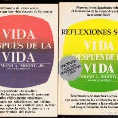 Libros de segunda mano: VIDA DESPUÉS DE LA MUERTE. RAYMOD A. MOODY,JR. EDAF S.A. . Lote 198469826