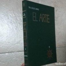 Libros de segunda mano: YO DESCUBRO EL ARTE - BELVÈS, PIERRE (EDITORIAL ARGOS). Lote 198471115