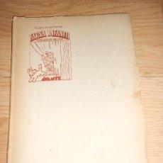 Libros de segunda mano: FARSA INFANTIL GUIONES ESCENICOS PARA NIÑOS - RAMON GOMEZ SANCHEZ. Lote 198556052