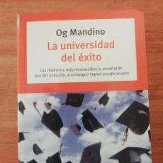 Libros de segunda mano: LA UNIVERSIDAD DEL ÉXITO -. Lote 198583386