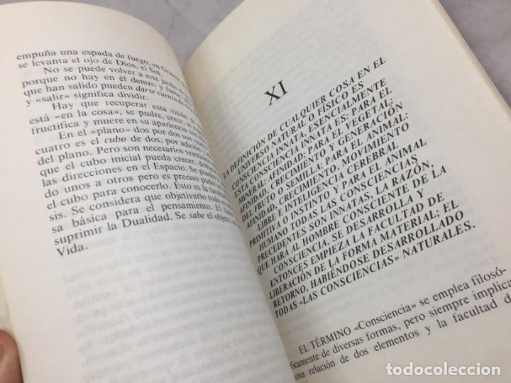 Libros de segunda mano: ESOTERISMO Y SIMBOLISMO. SCHWALLER DE LUBICZ. LIBRO TRADICION HERMETICA 1981 - Foto 6 - 198602691