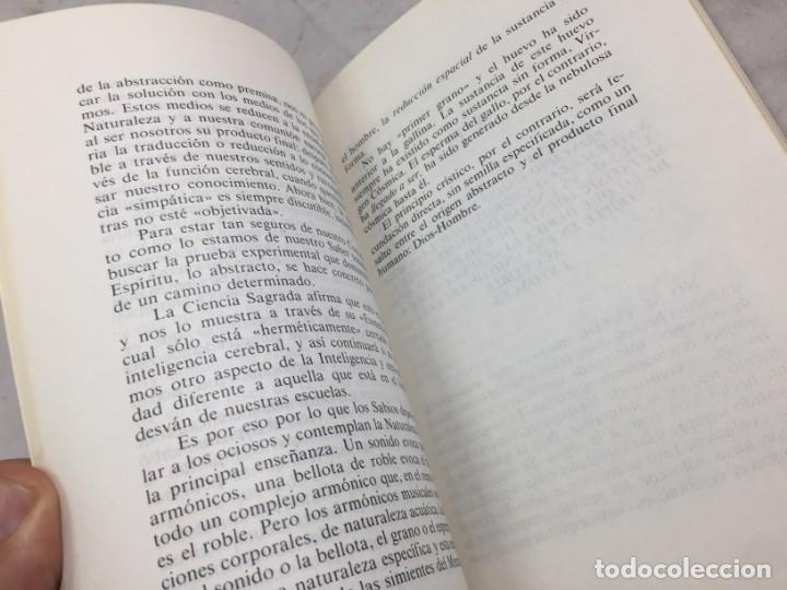 Libros de segunda mano: ESOTERISMO Y SIMBOLISMO. SCHWALLER DE LUBICZ. LIBRO TRADICION HERMETICA 1981 - Foto 8 - 198602691