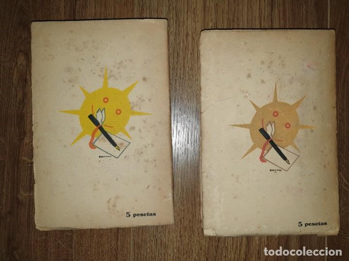 Libros de segunda mano: 2 libros de CHARLAS AL SOL. HELIOFILO . E. Dossat. Madrid. 1931. - Foto 2 - 198612115