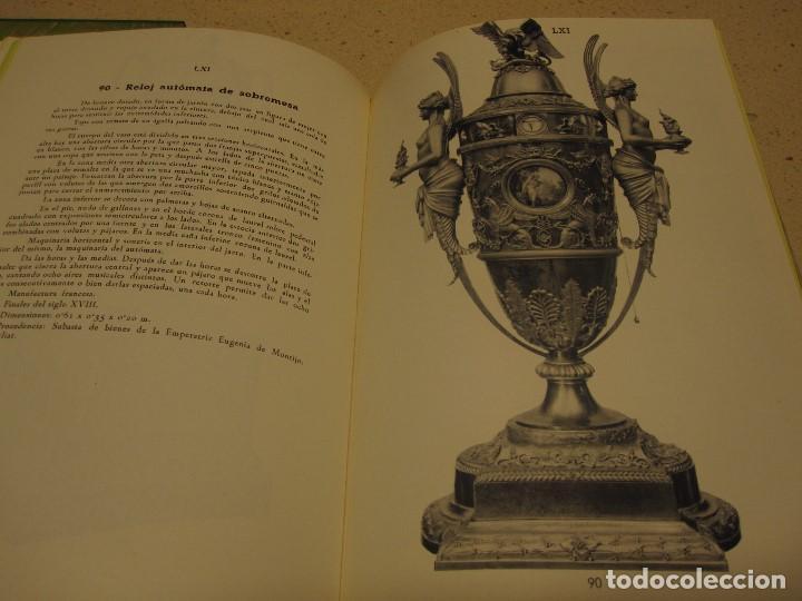 Libros de segunda mano: RELOJES ANTIGUOS 1500 1850 LUIS MONREAL Y TEJADA 1955 - Foto 3 - 198851445