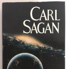 Libros de segunda mano: CONTACTO / CARL SAGAN / CÍRCULO DE LECTORES. Lote 198946440