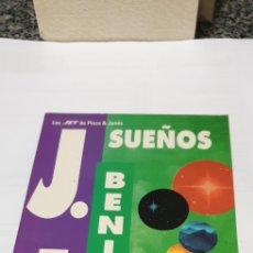 Libros de segunda mano: SUEÑOS . BENITEZ. Lote 199032046