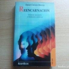 Libros de segunda mano: REENCARNACIÓN - DAVID CHRISTIE-MURRAY. Lote 199210890