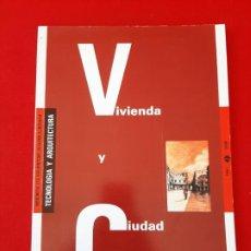 Libros de segunda mano: REVISTA TECNOLOGIA Y ARQUITECTURA, NUMERO EXTRA, JULIO 1990, EUSKADI, PAIS VASCO, EN CASTELLANO. Lote 199285236