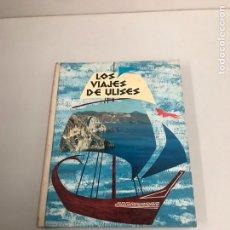 Libros de segunda mano: LOS VIAJES DE ULISES. Lote 199370016