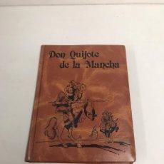Libros de segunda mano: DON QUIJOTE DE LA MANCHA. Lote 199377852
