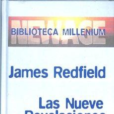 Libros de segunda mano: LAS NUEVE REVELACIONES, LA GRAN AVENTURA DEL FIN DEL MILENIO - REDDFIELD, JAMES. Lote 199524263