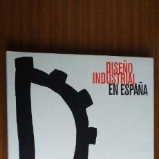 Libros de segunda mano: DISEÑO INDUSTRIAL EN ESPAÑA --- GIRALT-MIARCLE, CAPELLA, LARREA / CATÁLOGO MNCA REINA SOFÍA 1998. Lote 199585943