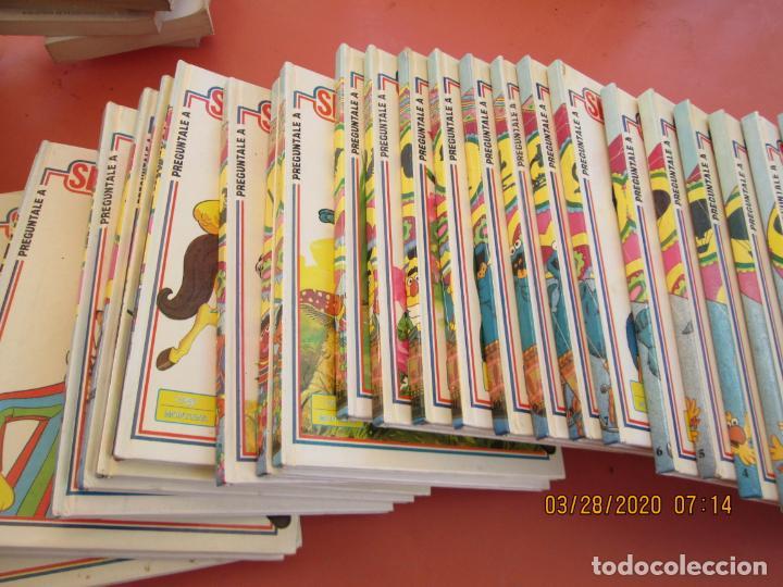Libros de segunda mano: PREGUNTALE A SESAMO - 25 VOLUMENES COMPLETA -ORBIS/MONTENA 1986 (MUPPETS-BARRIO SESAMO) - Foto 2 - 199764685