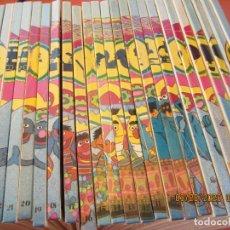 Libros de segunda mano: PREGUNTALE A SESAMO - 25 VOLUMENES COMPLETA -ORBIS/MONTENA 1986 (MUPPETS-BARRIO SESAMO). Lote 199764685