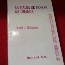 Libros de segunda mano: ABC DE LA RADIESTESIA - ASOMBROSO PODER DEL PENDULO. Lote 199873190