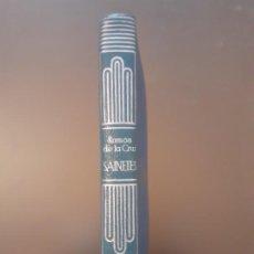 Libros de segunda mano: CRISOL N° 58. RAMÓN DE LA CRUZ - SAINETES (EDITORIAL AGUILAR). Lote 200026898