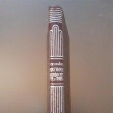 Libros de segunda mano: CRISOL N° 119. T. MACKAULAY - HORACIO WALLACE / GUILLERMO PITT (EDITORIAL AGUILAR). Lote 200027343
