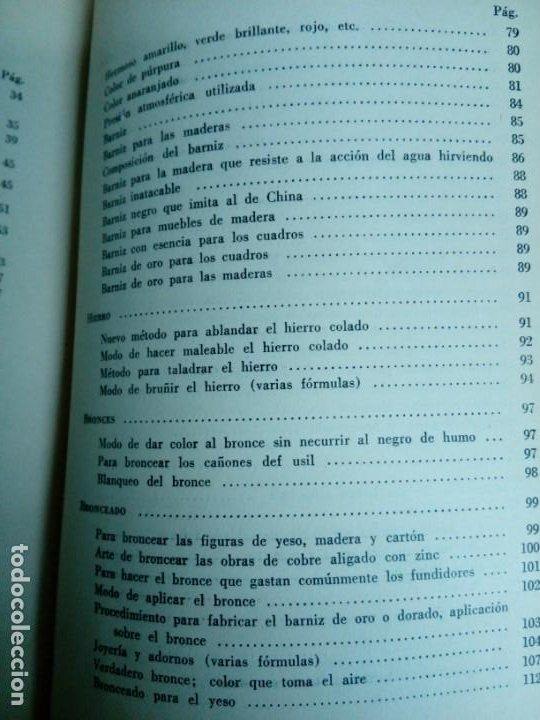 Libros de segunda mano: Manual del restaurador de muebles - Foto 7 - 200077538