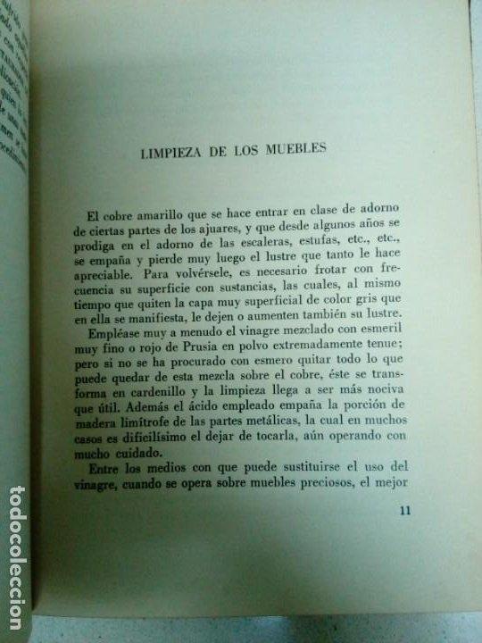 Libros de segunda mano: Manual del restaurador de muebles - Foto 10 - 200077538