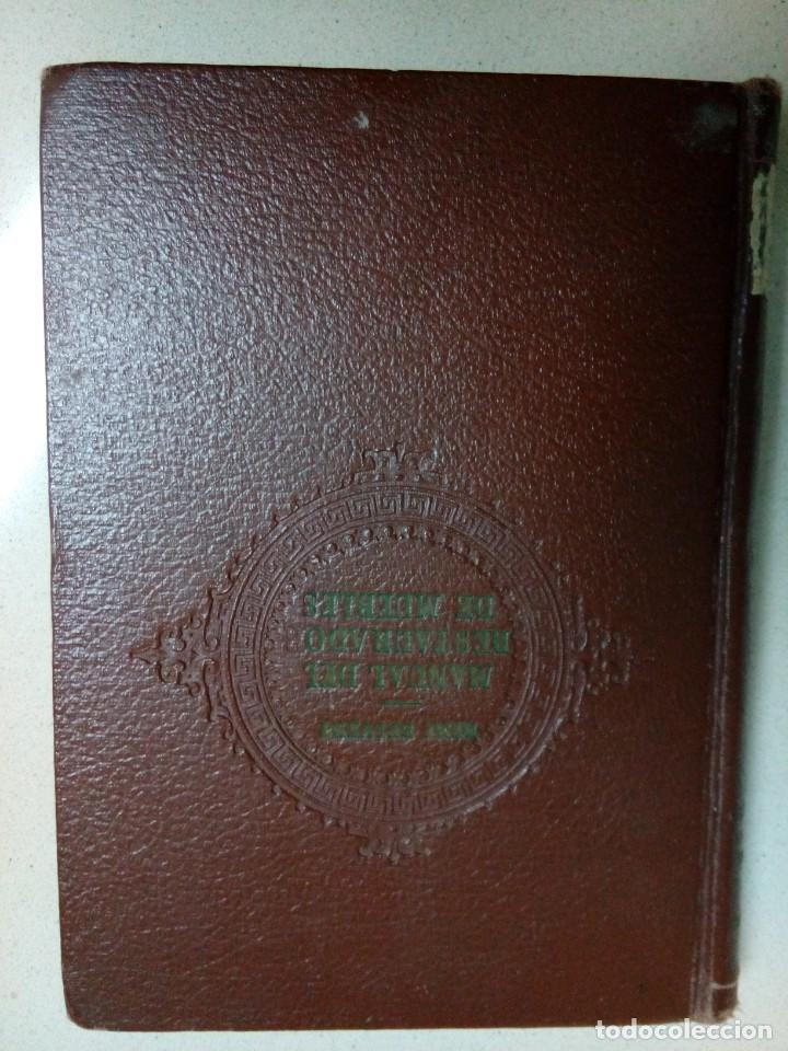 Libros de segunda mano: Manual del restaurador de muebles - Foto 12 - 200077538