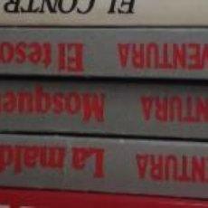 Libros de segunda mano: COLECCIÓN DE 3 LIBROS DE PROTAGONIZA TU PROPIA AVENTURA EDITORIAL EL MOLINO LIBROJUEGO. Lote 200085825