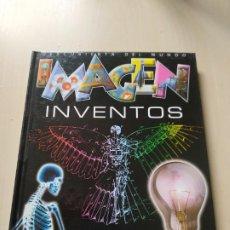 Libros de segunda mano: IMAGEN. INVENTOS. PANINI BOOKS. Lote 200089426