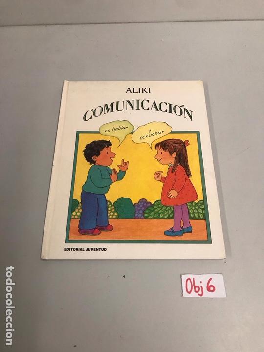 COMUNICACIÓN (Libros de Segunda Mano - Literatura Infantil y Juvenil - Otros)