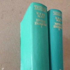 Libros de segunda mano: KARL MAY. NOVELAS ESCOGIDAS. AGUILAR, 1958. TOMOS I Y II. 1397 + 1370 PP. Lote 200138070