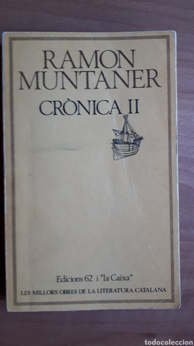 Libros de segunda mano: CRÒNICA DE RAMON MUNTANER. VOLUMS I i II - Foto 2 - 182082977