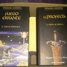Libros de segunda mano: LITERATURA FANTÁSTICA. Lote 200315461