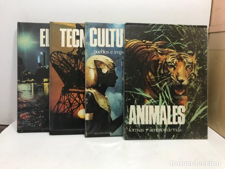 Libros de segunda mano: COLECCION 12 LIBROS EL CIRCULO LECTORES 1976 - Foto 5 - 201116673