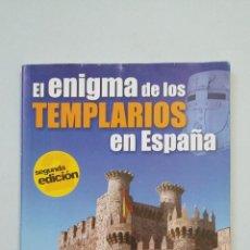 Libros de segunda mano: EL ENIGMA DE LOS TEMPLARIOS EN ESPAÑA - EL ARCA DE PAPEL - 2003. TDK331. Lote 201610166
