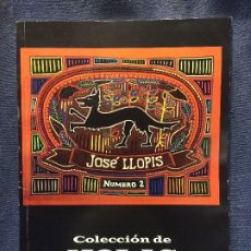 Libros de segunda mano: FUNDACION JOSE FELIX LLOPIS COLECCION DE MOLAS NUMERO 2 2009 2010 31X22CMS. Lote 201753132